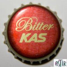 Coleccionismo Otros Botellas y Bebidas: TAPÓN CORONA - CHAPA - ESPAÑA - REFRESCO - KAS BITTER. Lote 142765550