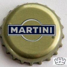 Coleccionismo Otros Botellas y Bebidas: TAPÓN CORONA - CHAPA - VERMUT - MARTINI. Lote 143544766