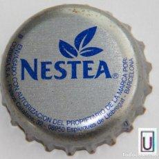Coleccionismo Otros Botellas y Bebidas: TAPÓN CORONA - CHAPA - ESPAÑA (BARCELONA) ESPLUGUES DE LL. - REFRESCO - NESTEA . Lote 143741366