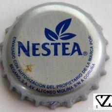 Coleccionismo Otros Botellas y Bebidas: TAPÓN CORONA - CHAPA - ESPAÑA (A CORUÑA) - REFRESCO - NESTEA . Lote 143742066