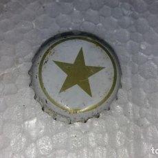 Coleccionismo Otros Botellas y Bebidas: ANTIGUA CHAPA DE CERVEZA ALHAMBRA GRANADA ESTRELLA DAMM BARCELONA. Lote 143779190