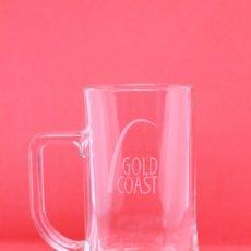 Coleccionismo Otros Botellas y Bebidas: JARRA CERVEZA PUBLICIDAD TABACO GOLD COAST GLASS PITCHER BEER BIER TABAK TOBACCO. Lote 143896238