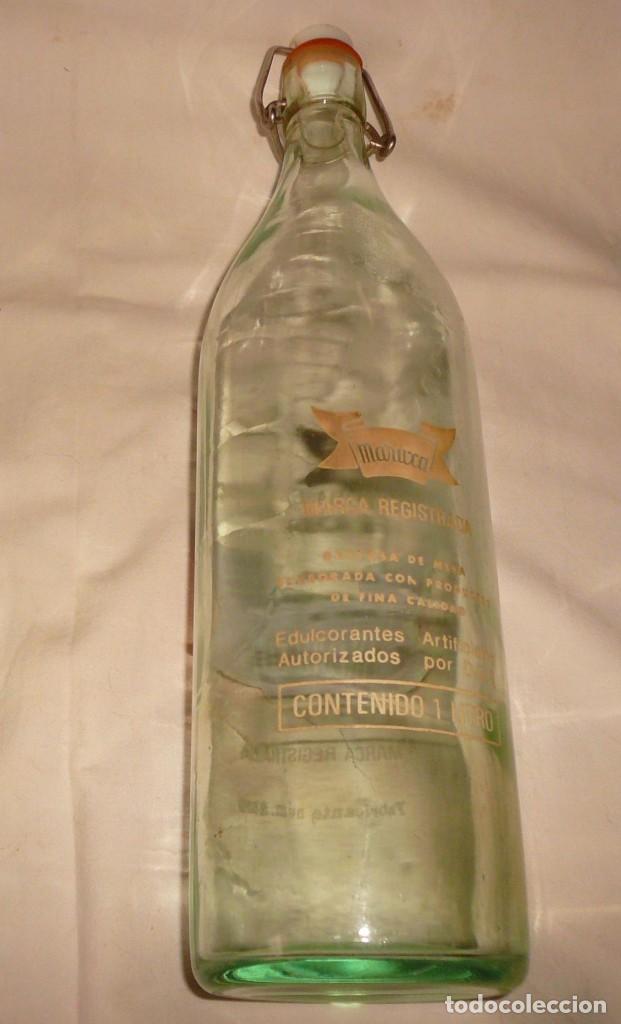 Coleccionismo Otros Botellas y Bebidas: GASEOSA SELECTA MARUXA - Foto 3 - 145247674