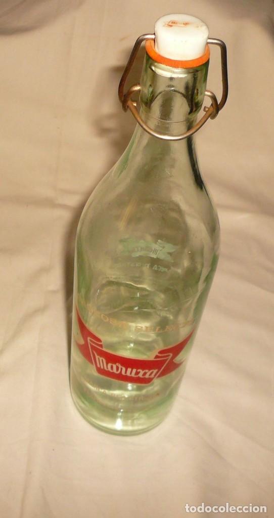 Coleccionismo Otros Botellas y Bebidas: GASEOSA SELECTA MARUXA - Foto 5 - 145247674