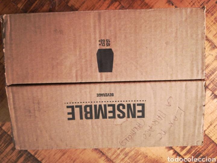 Coleccionismo Otros Botellas y Bebidas: Caja 6 vasos FONT VELLA LEVITE - Foto 4 - 145666014