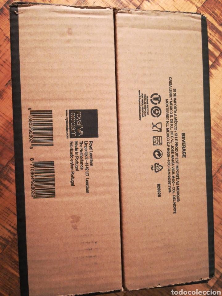 Coleccionismo Otros Botellas y Bebidas: Caja 6 vasos FONT VELLA LEVITE - Foto 6 - 145666014