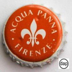 Coleccionismo Otros Botellas y Bebidas: TAPÓN CORONA - CHAPA - ITALIA (FLORENCIA) - AGUA - ACQUA PANNA - AÑO 2007. Lote 146210678