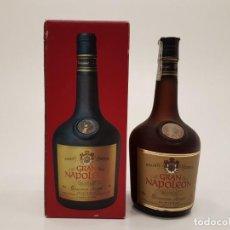 Coleccionismo Otros Botellas y Bebidas: BRANDY GRAN NAPOLEÓN RESERVA, PRECINTADO, (ELABORADO ESPAÑA). Lote 146637142