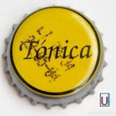 Coleccionismo Otros Botellas y Bebidas: TAPÓN CORONA - CHAPA - ESPAÑA - REFRESCO - TÓNICA CARREFOUR - FECHA 2004. Lote 146900898