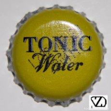 Coleccionismo Otros Botellas y Bebidas: TAPÓN CORONA - CHAPA - ESPAÑA - REFRESCO - TÓNICA WATER CARREFOUR . Lote 146902122
