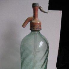 Coleccionismo Otros Botellas y Bebidas: SIFON LA HIGIENICA - FRANCISCO VIDAL - AMPOSTA. Lote 147433278
