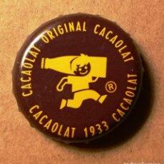 Coleccionismo Otros Botellas y Bebidas: CHAPA CACAOLAT. Lote 149577738