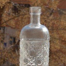 Coleccionismo Otros Botellas y Bebidas: BOTELLA DE ANÍS PATRICIO ÚBEDA DE ALCÁZAR DE SAN JUAN // MUY ANTIGUA. Lote 150698753