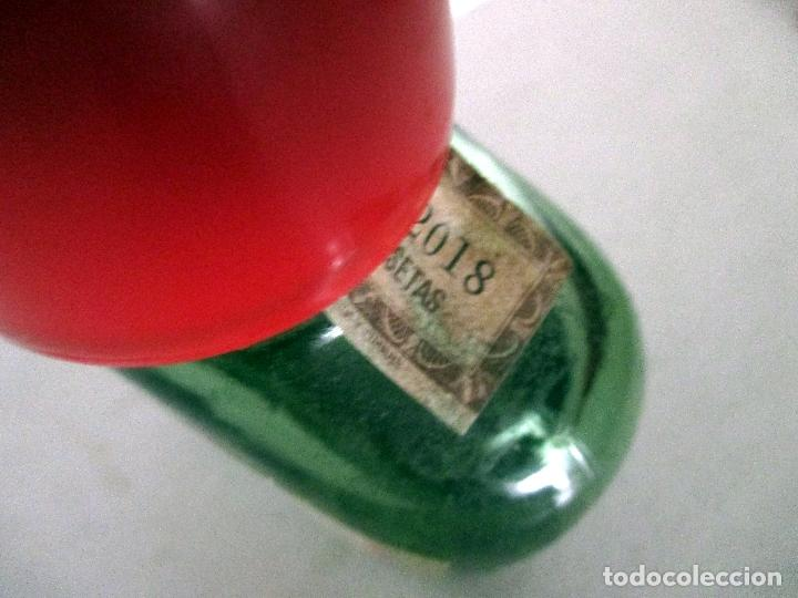 Coleccionismo Otros Botellas y Bebidas: BARDINET RON NEGRITA BLANCO. BARCELONA. BOTELLA, PETACA. - Foto 4 - 151475514