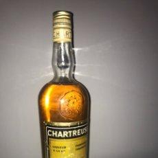 Coleccionismo Otros Botellas y Bebidas: BOTELLA DE CHARTREUSE TARRAGONA . SIN ABRIR. Lote 152365502