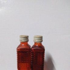 Coleccionismo Otros Botellas y Bebidas: 2 BOTELLAS MINIATURAS PACHARÁN ZOCO. Lote 154183673