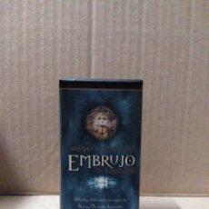 Coleccionismo Otros Botellas y Bebidas: BOTELLA MINIATURA WHISKY PURO MALTA EMBRUJO DE GRANADA. Lote 155000716