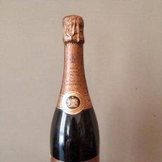 Coleccionismo Otros Botellas y Bebidas: CHAMPAGNE - VEUVE CHICQUOT PONSARDIN - ROSE RESERVE 1998. Lote 157942346