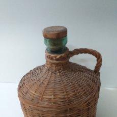 Coleccionismo Otros Botellas y Bebidas: ANTIGUA GARRAFA DE 2 LITROS DE AGUA DE COLONIA SEÑORIAL MYRURGIA.. Lote 159889249