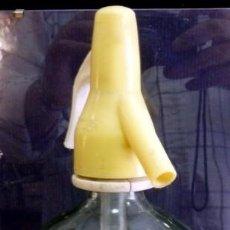 Coleccionismo Otros Botellas y Bebidas: SIFÓN EL CACHORRO DE SEVILLA. Lote 162036282