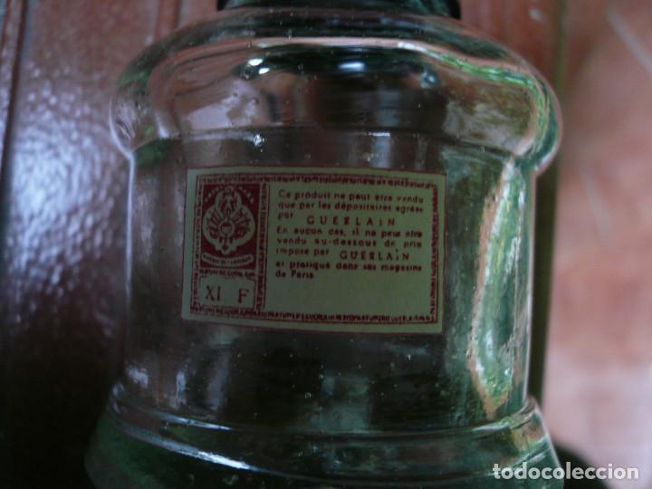 Coleccionismo Otros Botellas y Bebidas: LOTE DE 4 ANTIGUOS FRASCOS DE CRISTAL. LEER DESCRIPCIÓN - Foto 13 - 164767890