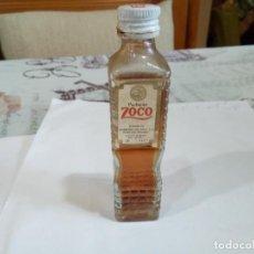 Coleccionismo Otros Botellas y Bebidas: BOTELLIN DE PACHARAN ZOCO. Lote 164796126