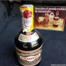 Coleccionismo Otros Botellas y Bebidas: LOTE BOTELLAS ALCOHOL. Lote 165568612