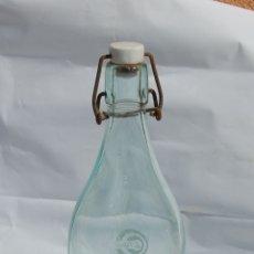 Coleccionismo Otros Botellas y Bebidas: BOTELLA DE GASEOSA LA PATRONA DE ALMAGRO . Lote 165606326