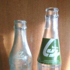Coleccionismo Otros Botellas y Bebidas: LOTE DE BOTELLAS LUX. Lote 166506077