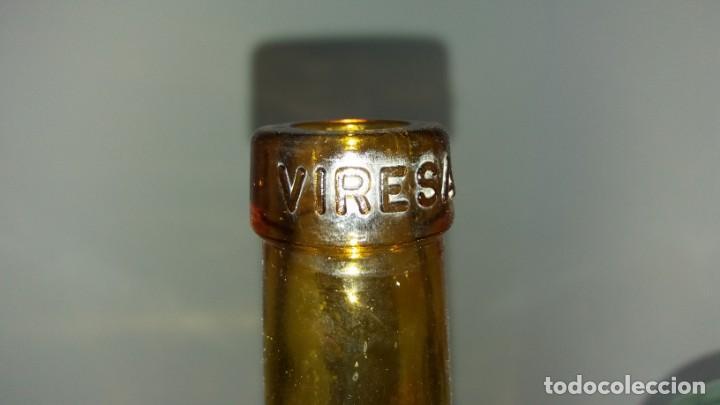 Coleccionismo Otros Botellas y Bebidas: Antiguas damajuana garrafas PEQUEÑAS cristal MARRÓN VERDE y TRANSPARENTE botellas de 2 LITROS - Foto 4 - 167630456