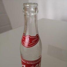 Coleccionismo Otros Botellas y Bebidas: BOTELLA ANTIGUA SERIGRAFIADA GENFIS IMPECABLE. Lote 168612324