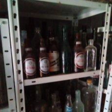 Coleccionismo Otros Botellas y Bebidas: GRAN COLECCION DE BOTELLAS ANTIGUAS DIFERENTES.. Lote 169123418