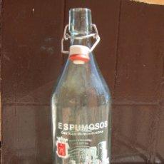 Coleccionismo Otros Botellas y Bebidas: BOTELLA GASEOSA CONSUEGRA. Lote 169258288