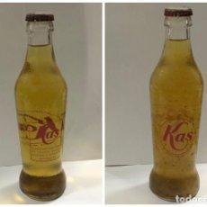Coleccionismo Otros Botellas y Bebidas: BOTELLIN DE KAS LLENA.. Lote 263232620