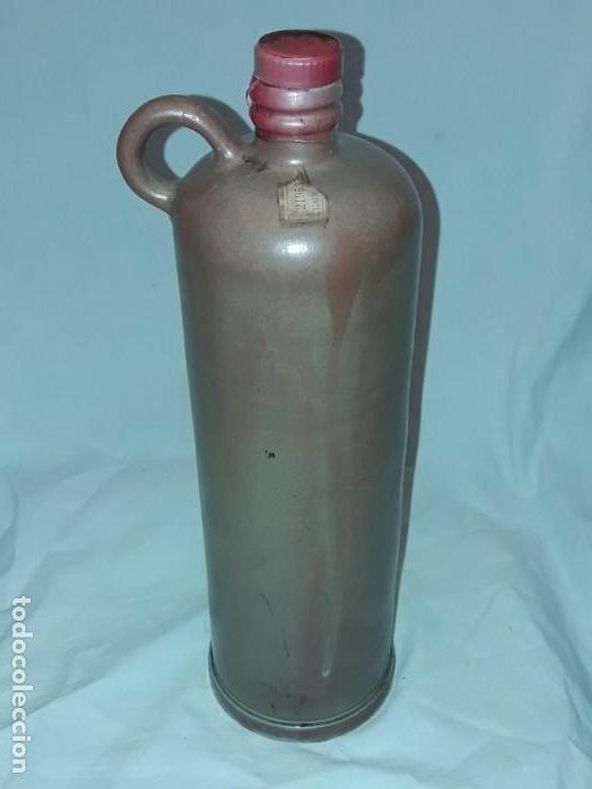Coleccionismo Otros Botellas y Bebidas: Bella botella Gin Xoriguer con sello vacía Ginebra destilada Mahon - Foto 4 - 171776267