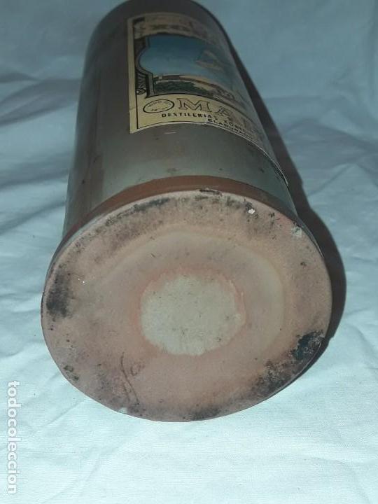 Coleccionismo Otros Botellas y Bebidas: Bella botella Gin Xoriguer con sello vacía Ginebra destilada Mahon - Foto 5 - 171776267