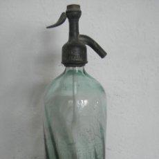 Coleccionismo Otros Botellas y Bebidas: SIFON BERTRAN MANRESA SERIGRAFIADO. Lote 172035020