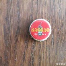 Coleccionismo Otros Botellas y Bebidas: CHAPA DE LACAO, MALLORCA.. Lote 172186464