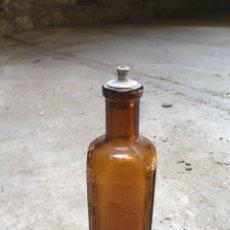 Coleccionismo Otros Botellas y Bebidas: BOTELLA ANTIGUA. Lote 172831573