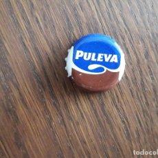 Coleccionismo Otros Botellas y Bebidas: CHAPA TAPÓN CORONA DE BATIDO DE CHOCOLATE PULEVA.. Lote 173166178