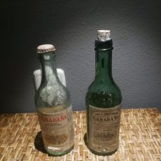 Coleccionismo Otros Botellas y Bebidas: BOTELLAS DE AGUA CARABAÑA. Lote 174206654
