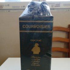 Coleccionismo Otros Botellas y Bebidas: COGNAC COURVOISIER FINE CHAMPAGNE. Lote 174373624