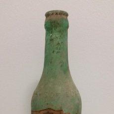 Coleccionismo Otros Botellas y Bebidas: BOTELLA LECHE LETONA ETIQUETA RAM. Lote 174430165