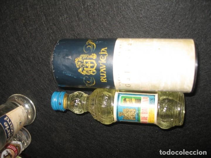 Coleccionismo Otros Botellas y Bebidas: LOTE DE 7 MINI BOTELLAS DE LICOR - Foto 2 - 174497809