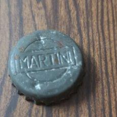Coleccionismo Otros Botellas y Bebidas: 026. TAPÓN CORONA. CROWN CAPS. MARTINI.. Lote 174506912