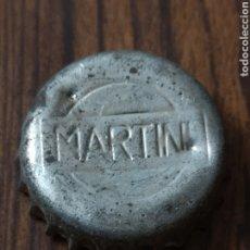 Coleccionismo Otros Botellas y Bebidas: 032. TAPÓN CORONA. CROWN CAPS. MARTINI.. Lote 174509309