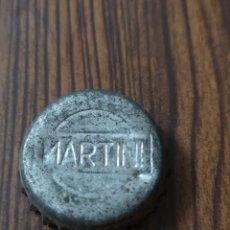 Coleccionismo Otros Botellas y Bebidas: 036. TAPÓN CORONA. CROWN CAPS. MARTINI. Lote 174509579
