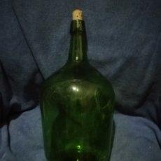 Coleccionismo Otros Botellas y Bebidas: DAMAJUANA 5 LITROS. Lote 175767754