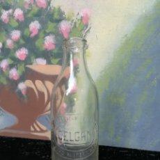 Coleccionismo Otros Botellas y Bebidas: ANTIGUA BOTELLA DE LECHE CELGAN. Lote 176548127