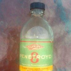 Coleccionismo Otros Botellas y Bebidas: BOTELLA PENETROYD. Lote 177002478